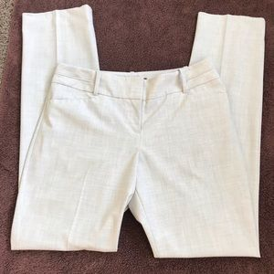 The Limited Cassidy fit pants, light gray, size 10